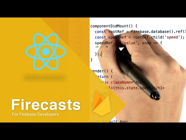 Getting Started with React and Firebase, Part 2 - Firecasts