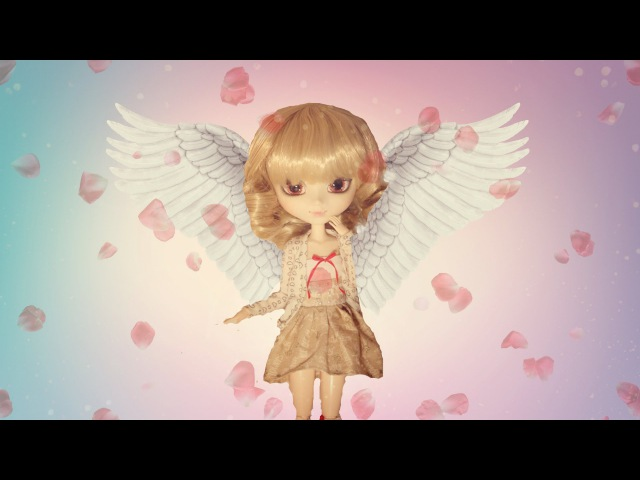 Ангел-хранитель 1 серия(Стоп моушен пуллип/stop motion pullip)