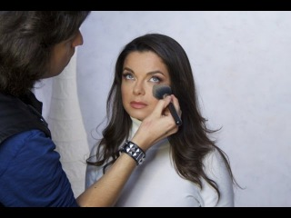 Съемки клипа Ты прости 02.2011 Киев Наташа Королева Романс