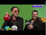 Emin и Григорий Лепс снимают совместный клип
