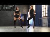 Танцы: Вишня и Александра Киселёва - Подарочек от наставников (сезон 3, серия 19)