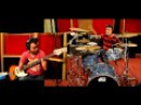 Dani California - Red Hot Chili Peppers Drum and Bass Guitar cover.