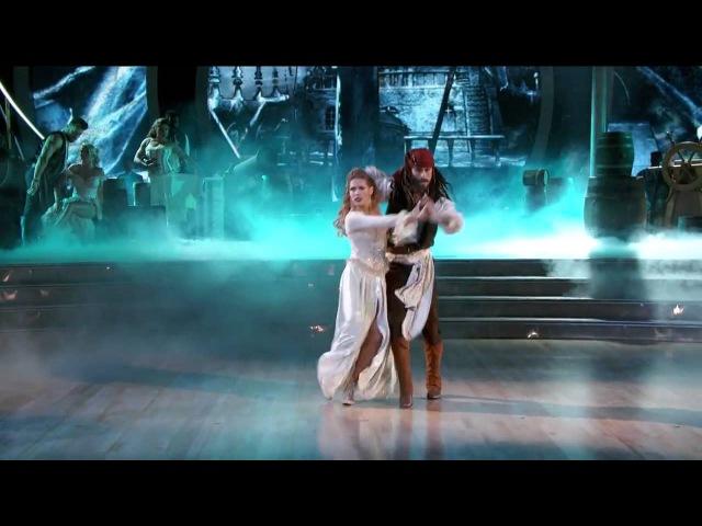 Riker Lynch Allison Holker Dancing with the Stars week 5