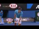 Как Федерер отыграл 3 брейкпоинта 5ю подачами