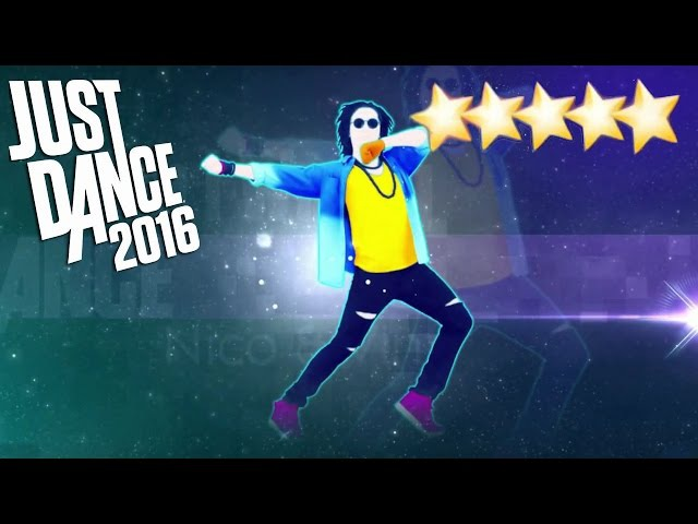 Am I Wrong - Just Dance 2016 (Unlimited) - Gameplay 5 Estrellas