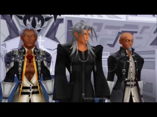 [MMD] KH - REMAKE - Are There Any Other Xehanorts I Should Know About?