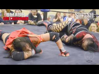 Free Match - Rosemary (FKA Courtney Rush) vs Jessicka Havok