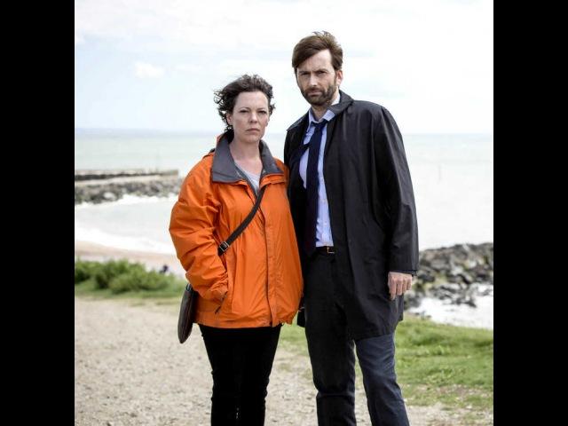 Сериал Убийство на пляже (Бродчерч) | Сезон 2 | Серия 1 | Эпизод 1 от ShowJet в качестве FullHD