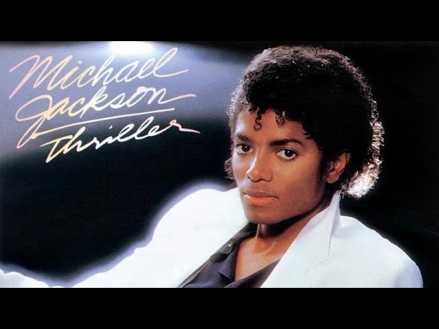 Michael Jackson - Thriller (Album)