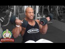 Phil Heath's Incline Dumbbell Curl | Bicep Exercise 2