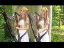 SAINT SEIYA Medley Harp Twins Camille and Kennerly
