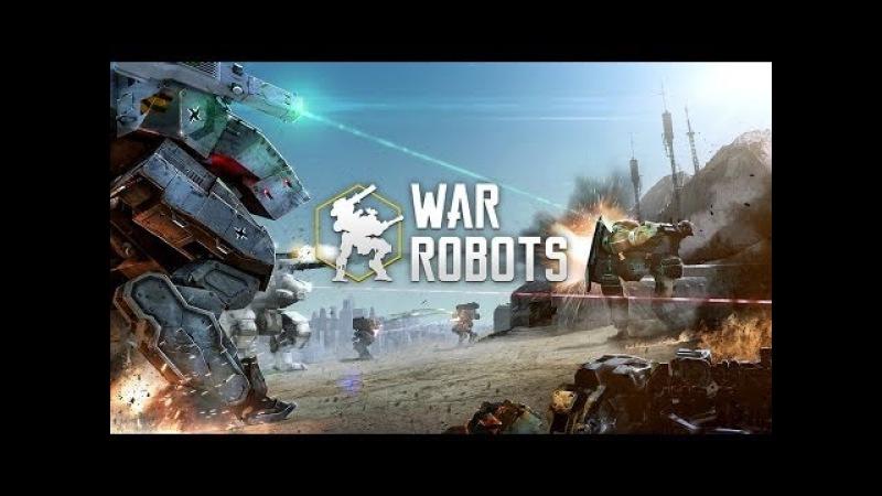 Подробный обзор мобильной игры War robots