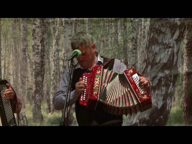 Кукушка. Алексей Медведев.Гармонь - это не история, а душа русского человека.