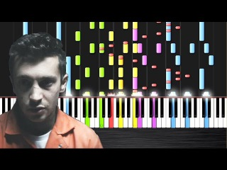 twenty one pilots: Heathens (from Suicide Squad) - IMPOSSIBLE PIANO by PlutaX