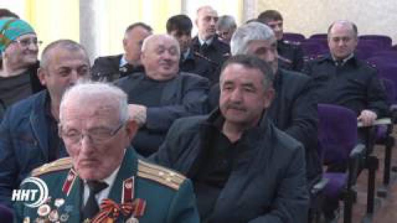 Ветеранов ГАИ чествовали в Дагестане