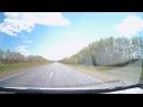 Трасса Оренбург-Казань, кувалда на дороге...13.05.2017