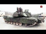 US M1 Abrams tanks in Europe receive new green foliage camouflage.  Prepare for war with Russia ?