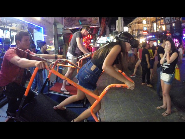 Bangla Road Nightlife Phuket это жесть