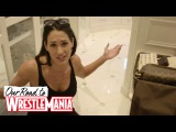 How to OVERpack for WrestleMania, just like Nikki Bella! (Important: sit on your suitcase!)