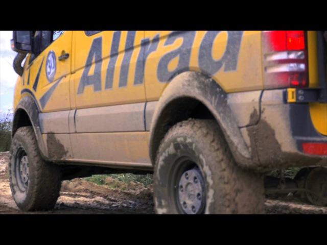 IGLHAUT Allrad: Der Gelbe im Steinbruch. 2014.