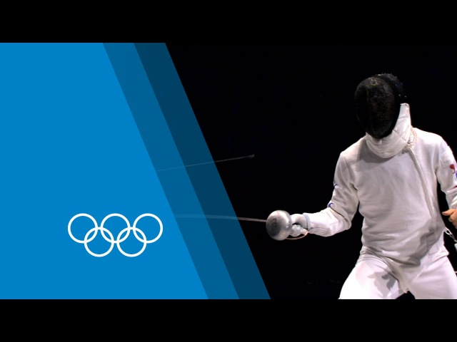 The Perfect Épée Fencer | Faster Higher Stronger