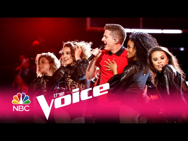 Charlie Puth: Attention - The Voice 2017