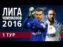 Лига чемпионов Байер - ЦСКА Ювентус - Севилья Реал Мадрид - Спортинг  | Обзор от FavbetTV