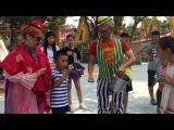 Chimelong Paradise Theme Park - зарисовки