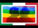 Гей парад ЛГБТ в Бергамо Отдых и жизнь в Италии