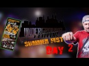 Undeground Flavor Summer Fest Battle day 2 RNR