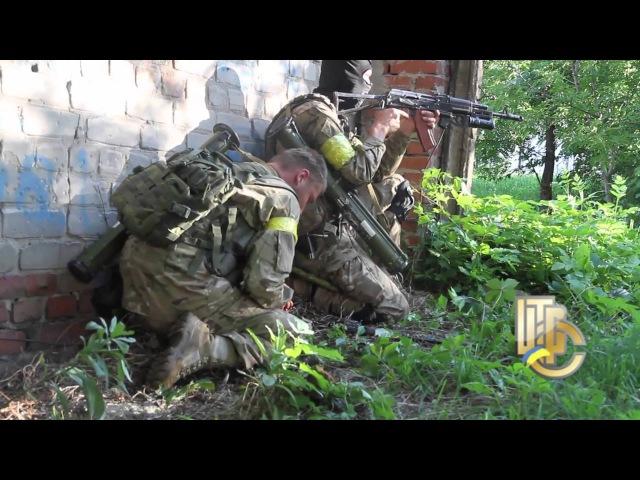 Бій за місто Дзержинськ (21 липня 2014 року)