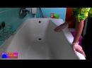 Как отмыть ванну быстро содой Как сделать ванну белоснежной