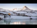 Поход к озёрам у ледника Бирджалы Кынчырсырт. Северное Приэльбрусье, 2016.