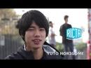 Ricta Wheels   Yuto Horigome   Slix