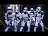 CAN'T STOP THE FEELING! - Justin Timberlake (Stormtroopers Dance Moves &amp More) PT 4