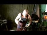 Как изготовить кованый гвоздь. Мастер класс Григория Талисмана