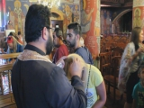 Эмма Райман Кипр Благословение на помощь людям от Церкви.