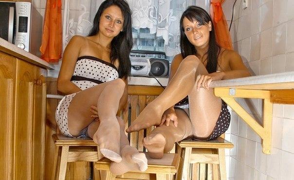 Brunette feet fetish solo toys