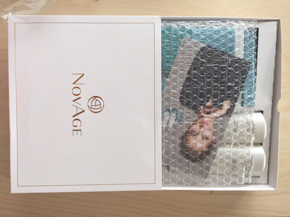 Наборы NovAge в новой упаковке