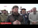 Рамзан Кадыров встретился с личным составом ОМВД России по Ножай-Юртовскому району