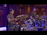 RUS SUB _ Will Ferrell and Chad Smith Drum-Off