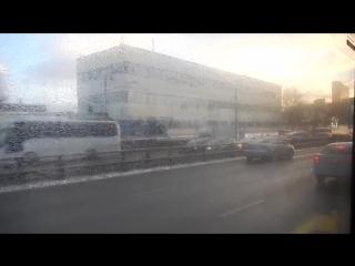 Поездка на автобусе ЛиАЗ-6213.22 № 030968 Маршрут № 903 Москва