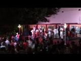 Casa de la musica in Trinidad at Cuba