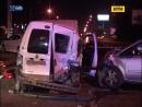 Страшна ДТП у Києві! Постраждали патрульні, дівчина-поліцейський у тяжкому стані!