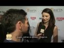 Катрина Балф интервью ET Canada на красной дорожке BAFTA в Лос-Анджелесе 2017