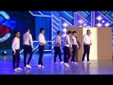КВН 2017 - 01 - Гала-концерт КиВиН в Сочи - Хара Морин (Улан-Удэ)