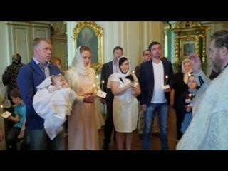 Крестины Никольский собор фото видеосъёмка в центре Никольская площадь 1/3 СПб и ЛО заказ на сайте mol4anova.ru