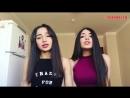Серебро - Дыши со мной cover by Mary ft. Teréza,красивые девушки классно спели кавер,красивый голос,поёмвсети,отлично