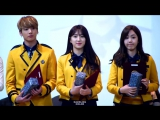 [Fancam] 170207 Jungkook @ SOPA Graduation Ceremony