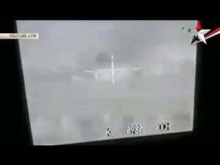 В Сети появилось видео работы сирийского танка Т-90А изнутри - Телеканал «Звезда»